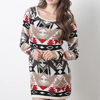 Lady Lamont Sweater Dress