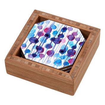DENY Designs Abstract Coaster Set & Tray | Nordstrom