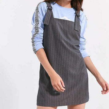Silence + Noise Square-Neck D-Ring Dress   Urban Outfitters