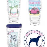 On the Go Tumblers | Southern Girl Prep
