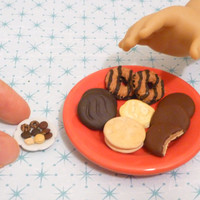 Miniature Assorted Girl Scout Cookies