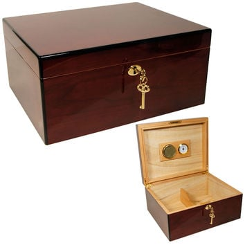 Amor 425 Fine Cigar Humidors for 50 Cigars