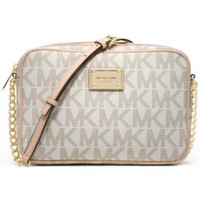 MICHAEL Michael Kors Jet Set Large Crossbody | macys.com