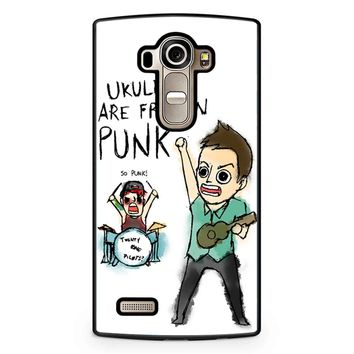Twenty One Pilots Tyler Joseph And Josh Dun LG G4 Case