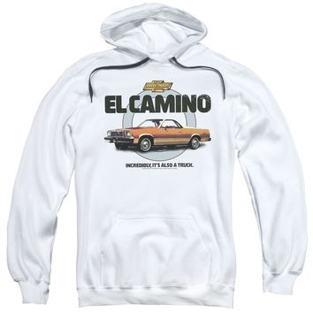 Chevrolet - Also A Truck Adult Pull Over Hoodie