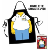 ICUP The Simpsons Homer Be The Character Apron