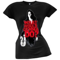 Sons of Anarchy - What Would Gemma Do Juniors T-Shirt