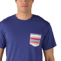 Vans Calexico Pocket Tee (Red)