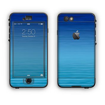 The Calm Water Apple iPhone 6 LifeProof Nuud Case Skin Set