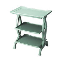Marquis Side Table in Mint Crème