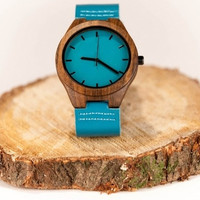 Wood Watch - Engraving Option!
