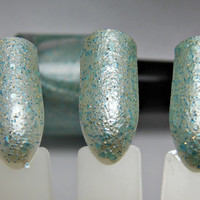 Mint To Be - Custom Glitter Nail Polish