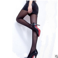 Sexy Ultrathin Semi Sheer Tights Pantyhose Panties Full Foot Women's Long Stockings socks = 1669163716