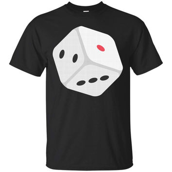 3,2,1... Roll The Dice T-Shirt