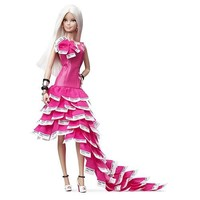 Barbie Pink in Pantone Doll - Mattel - Barbie - Dolls at Entertainment Earth