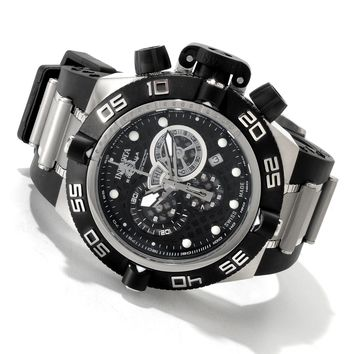 Invicta Subaqua Noma IV Mens Chronograph Quartz Watch 6564-3RB