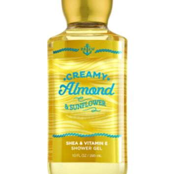 Shower Gel Creamy Almond & Sunflower