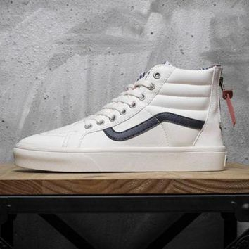 ESBONS Trendsetter VANS Sk8-Hi Reissue DX Canvas Sneakers Sport Shoes