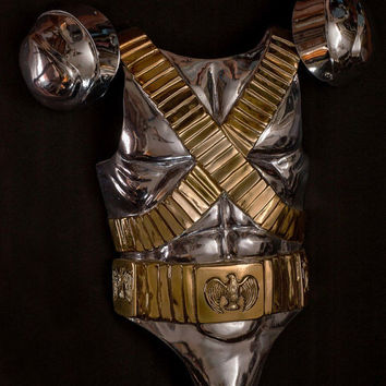 Michael Jackson MJ History Tour Armor Custom made