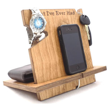 Docking Station-Early American