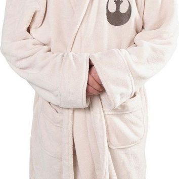 Star Wars Force Episode 1 2 3 4 5  Jedi Master Yoda Ear Fleece Hooded Robe Dress Gown Bathrobe Bath Robe For Christmas Halloween Carnival Adult kid sets AT_72_6
