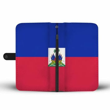 Haiti Wallet Case