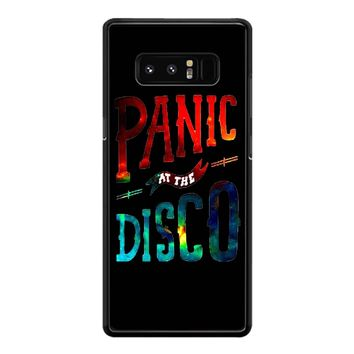 Panic At The Disco Galaxy Samsung Galaxy Note 8 Case