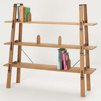 Anthropologie - Attache Wide Bookcase