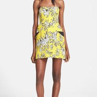 Women's RED Valentino Print Cotton Pique Dress