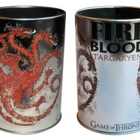 Game of Thrones Targaryen Metal Can Cooler - Game of Thrones - Pop Culture - Home & Gifts