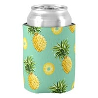 yummy delicious pineapples can cooler
