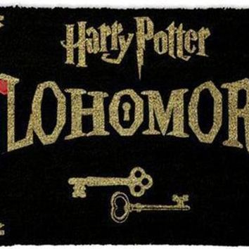 Harry Potter | Alohomora DOOR MAT