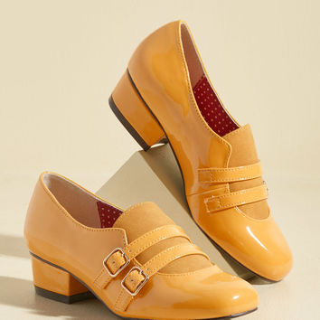 Panache From the Past Heel | Mod Retro Vintage Heels | ModCloth.com