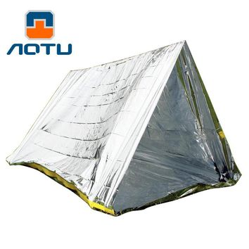 240x152cm Emergency Blanket Camping. Ideal for biking, hiking, and bug out bag