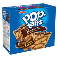 Kellogg's Chocolate Chip Pop-Tarts 3.6 oz Portions - Pack of 24