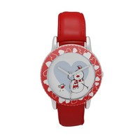 fun snowman kids watch