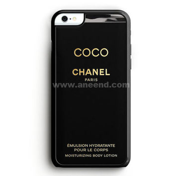 Coco Chanel Perfume & Lotion iPhone 6 Plus Case  | Aneend.com