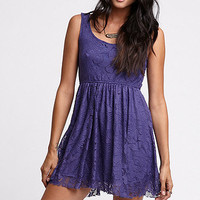 Kirra Lace Dress at PacSun.com