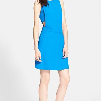 Women's A.L.C. 'Jones' Satin Back Crepe Dress