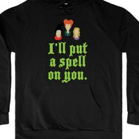 Black Hoodie | Cute Hocus Pocus Halloween Shirts
