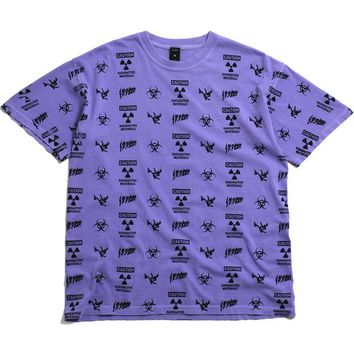 Noxious Fumes T-Shirt Purple