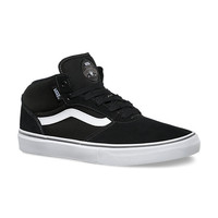 Gilbert Crockett Pro Mid | Shop Mens Skate Shoes at Vans