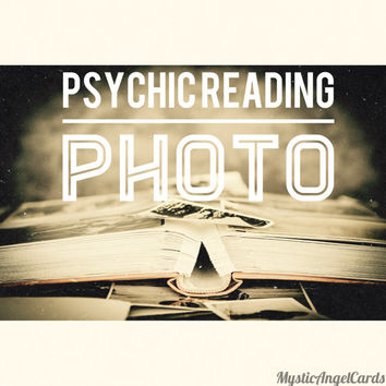 Psychic Reading- Photo, Decoding Your Images, Answer questions about your picture, accurate and in-depth reading, email reading