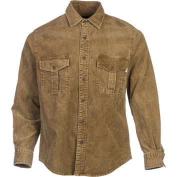 Woolrich Hemlock Cord Shirt - Long-Sleeve - Men's