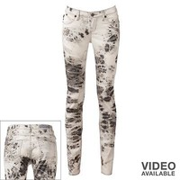 Rock and Republic Berlin Feather Skinny Jeans