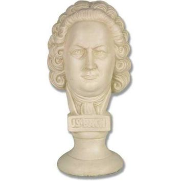 Bach Classical Music Composer Bust Small 11H