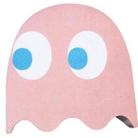 Pac-Man Sticky Notes Single Ghost - Walmart.com