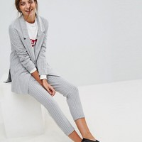 Stradivarius Striped Blazer at asos.com