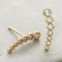 Pleiades Climbers by Anthropologie in Gold Size: One Size Accessories