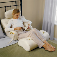 The Superior Comfort Bed Lounger - Hammacher Schlemmer